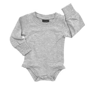Little Bipsy Long Sleeve Onepiece